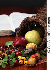 bijbel, cornucopia