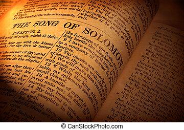 bijbel, heilig
