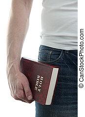 bijbel, man