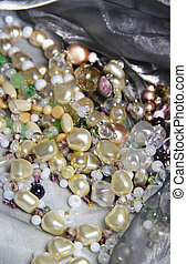 bijou, lyxvara, blanda, juveler, vacker