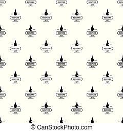 Bijouterie pattern vector seamless