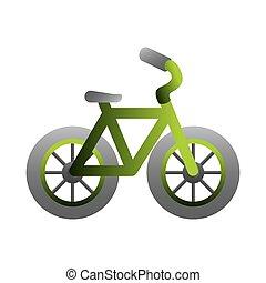 bike bio green