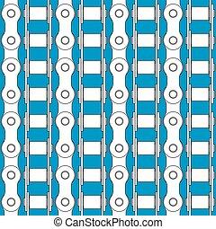 Bike chains pattern
