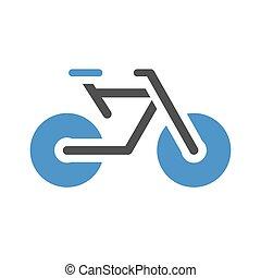 bike flat icon