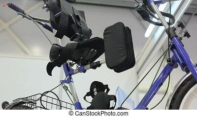 Bike for rehabilitation 2