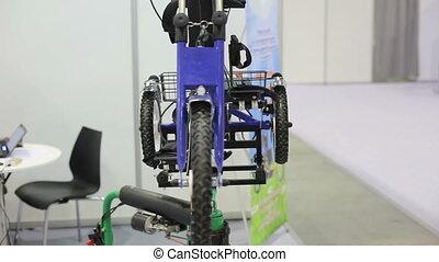 Bike for rehabilitation 3