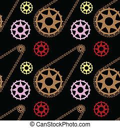 bike mechanic pattern