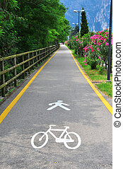 Bike road