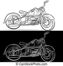 Bike vector