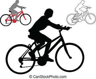 bike - vector