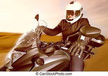 biker, droga