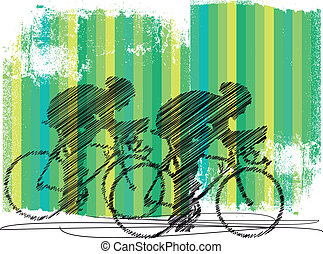 bikers , εικόνα