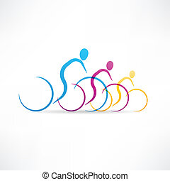 biking group icon