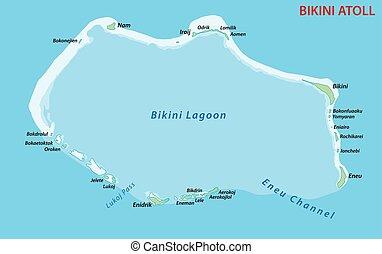 bikini atol