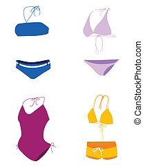 bikini , bathing suit , swim suit
