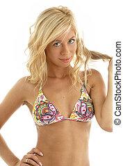 bikini blond #2