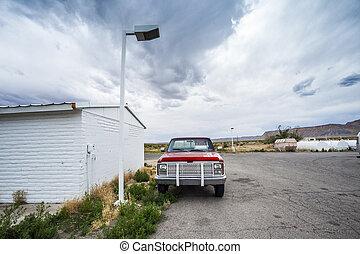 bil, amerikan, utah, försäljning