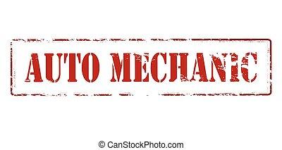 bil mekaniker