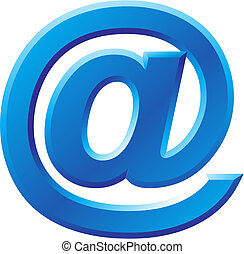 @, bild, symbol, internet
