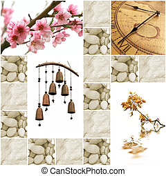 bilder, zen-wie, sammlung