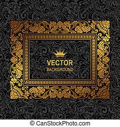 dunkel bilderrahmen k niglich gold tapete bild gold rahmen k niglich abbildung dunkel. Black Bedroom Furniture Sets. Home Design Ideas