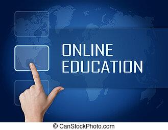 bildung, online