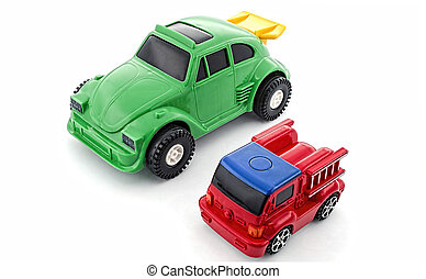 bilerne, legetøj