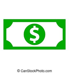 billet banque, dollar