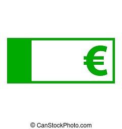 billet banque, euro