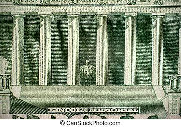 billet cinq dollars