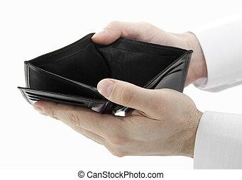 billetera vacía