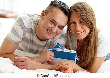 billets, couple