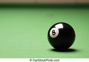 billiard, game!