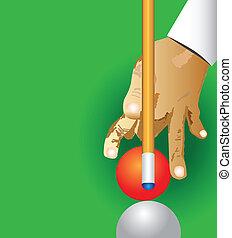 Billiard theme