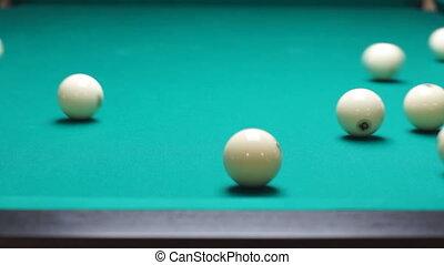 Billiards #4