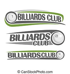 Billiards - The image on the subject of billiards