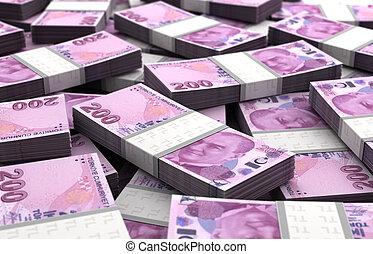 billion, líra