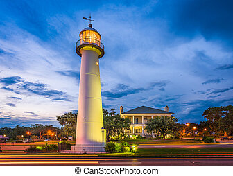 Biloxi, Mississippi Lighthouse