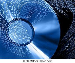 binär, dvd