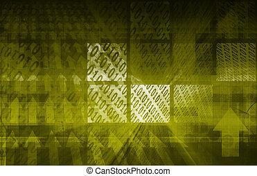 binärcode, hintergrund