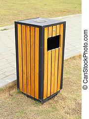 bin wood