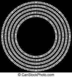 binaire code, achtergrond