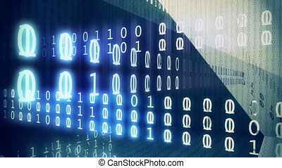 binaire gegevens, stroom, lus