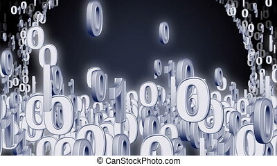 Binary animation
