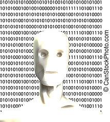 Binary Artificial Intelligence