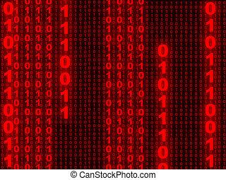 Binary Background 1