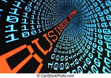 Binary tunnel business