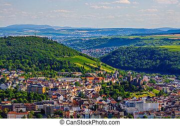 Bingen am Rhein, Rheinland-Pfalz, Germany