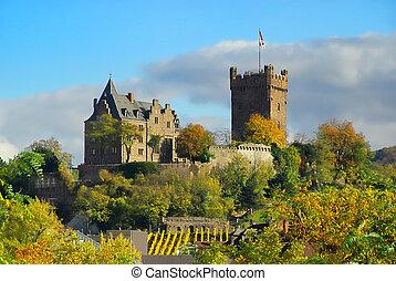 Bingen castle Klopp 03