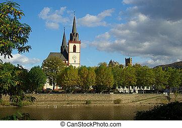 Bingen church 01
